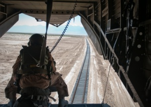 Uzbek Railway to Mazar-e-Sharif Nearly Complete